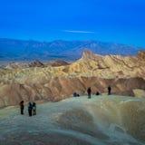 Het Nationale Park van de doodsvallei stock foto