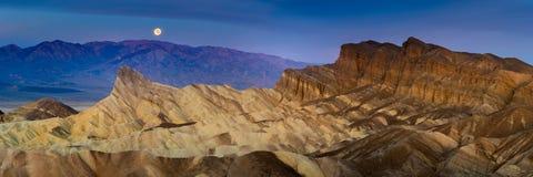 Het Nationale Park van de doodsvallei Royalty-vrije Stock Foto