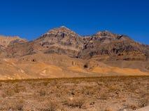 Het Nationale Park van de doodsvallei in Californië Royalty-vrije Stock Foto's