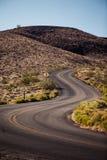 Het Nationale Park van de doodsvallei, Californië Stock Fotografie