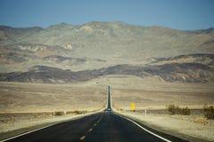Het Nationale Park van de doodsvallei, Californië Stock Foto's