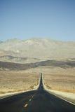 Het Nationale Park van de doodsvallei, Californië Royalty-vrije Stock Afbeelding