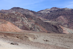 Het nationale park van de doodsvallei, Californië, de V Royalty-vrije Stock Foto's