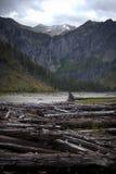 Het Nationale Park van de gletsjer royalty-vrije stock afbeeldingen