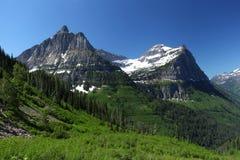 Het Nationale Park van de gletsjer Stock Foto's