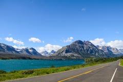 Het Nationale Park van de gletsjer Royalty-vrije Stock Afbeelding