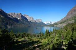 Het Nationale Park van de gletsjer in Montana Royalty-vrije Stock Afbeeldingen