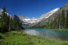 Het Nationale Park van de gletsjer in Montana Royalty-vrije Stock Foto