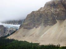 Het Nationale Park van de gletsjer, Montana, de V royalty-vrije stock fotografie