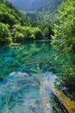 Het Nationale Park van de Jiuzhaivallei Royalty-vrije Stock Afbeeldingen