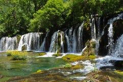 Het Nationale Park van de Jiuzhaivallei Stock Fotografie