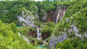 Het Nationale Park van de Meren van Plitvice Royalty-vrije Stock Foto