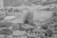 Het Nationale Park van de Vallei van de dood, Californië Stock Afbeelding