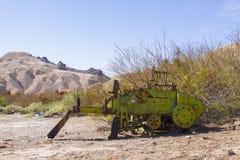 Het Nationale Park van de Vallei van de dood, Californië Stock Fotografie