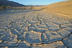 Het Nationale Park van de Vallei van de Dood van het landschap Stock Foto's