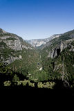 Het Nationale Park van de Yosemitevallei royalty-vrije stock fotografie