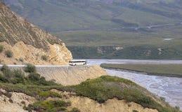 Het Nationale Park van Denali, Alaska de V Stock Afbeeldingen