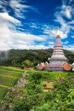 Het nationale park van Doiinthanon in Chiang-MAI Stock Fotografie