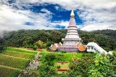 Het nationale park van Doiinthanon in Chiang-MAI Royalty-vrije Stock Afbeelding