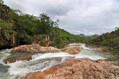 Het Nationale Park van Dos Veadeiros van Chapada stock foto's
