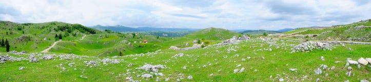 Het Nationale Park van Durmitor no.6 Royalty-vrije Stock Afbeeldingen