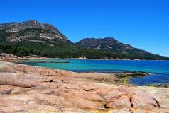 Het Nationale Park van Freycinet in Tasmanige royalty-vrije stock fotografie
