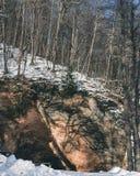 Het Nationale Park van Gauja Stock Foto