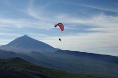Het nationale park van Gr Teide, Tenerife Stock Foto