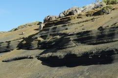 Het nationale park van Gr Teide, Tenerife Royalty-vrije Stock Foto's