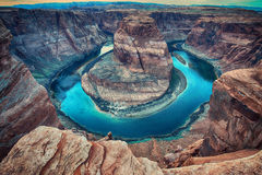 Het Nationale Park van Grand Canyon, Arizona. Royalty-vrije Stock Afbeelding