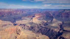 Het Nationale Park van Grand Canyon in de V.S. Royalty-vrije Stock Foto's