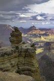 Het Nationale Park van Grand Canyon - Zuidenrand Royalty-vrije Stock Foto's