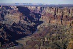 Het Nationale Park van Grand Canyon - Zuidenrand Royalty-vrije Stock Fotografie