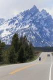 Het Nationale Park van Grand Teton Royalty-vrije Stock Foto