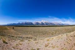 Het Nationale Park van Grand Teton Stock Afbeeldingen