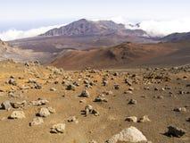 Het Nationale Park van Haleakala Royalty-vrije Stock Afbeelding
