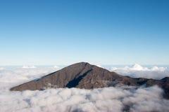 Het Nationale Park van Haleakala Stock Fotografie