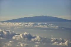 Het Nationale Park van Haleakala in Maui, Hawaï. Stock Afbeelding