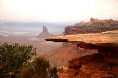 Het Nationale Park van het canionland Stock Foto's