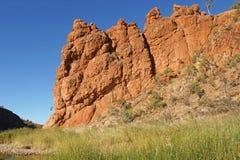 Het Nationale Park van het westenmacdonnell, Australië stock fotografie