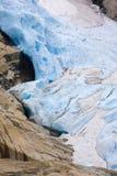 Het Nationale Park van Jostedalsbreen Royalty-vrije Stock Foto
