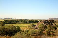 Het Nationale Park van Kakadu Royalty-vrije Stock Afbeeldingen