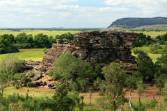 Het Nationale Park van Kakadu, Australië Royalty-vrije Stock Foto's