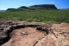 Het Nationale Park van Kakadu, Australië Royalty-vrije Stock Afbeelding