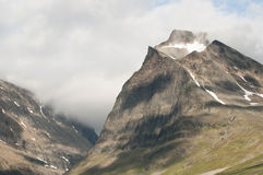 Het Nationale Park van Kebnekaise Stock Afbeelding