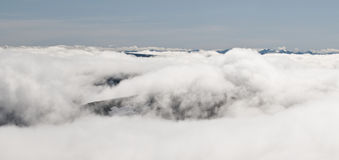 Het Nationale Park van Kebnekaise Royalty-vrije Stock Foto's