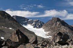 Het Nationale Park van Kebnekaise Stock Foto's