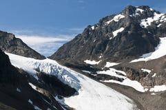 Het Nationale Park van Kebnekaise Stock Foto