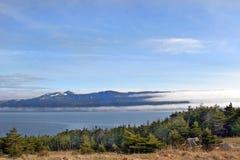 Het Nationale Park van Morne van Gros Royalty-vrije Stock Foto's