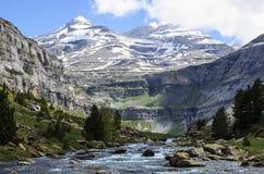 Het Nationale Park van Ordesa Stock Foto's